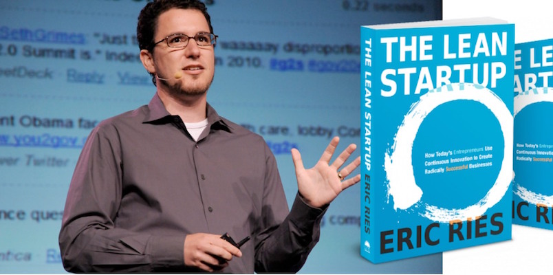 Eric Reis - The Lean Start Up